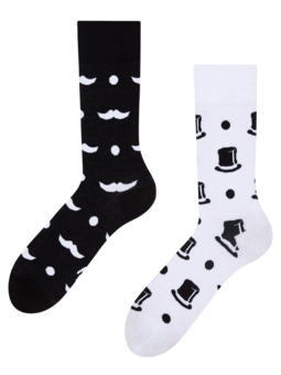 Lustige Socken Gentleman