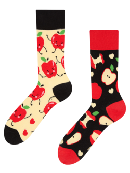 Regular Socks Apples
