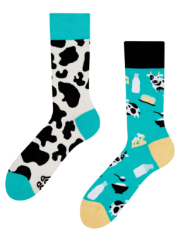 Regular Socks Cow