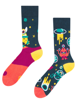 Regular Socks Aliens