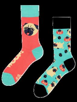 Regular Socks Pug Life