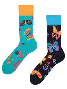 Regular Socks Butterflies