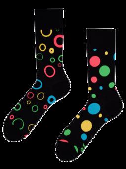 Regular Socks Neon Dots