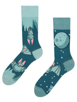 Regular Socks Bats in the Night