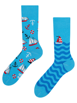 Regular Socks Sailing