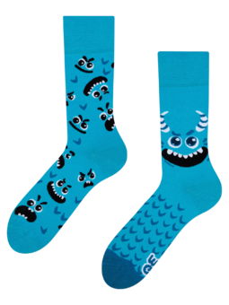Regular Socks Monster
