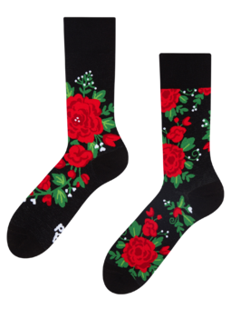 Regular Socks Roses