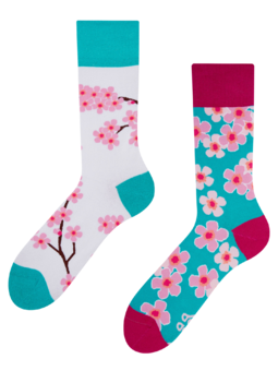 Wesołe skarpetki Sakura