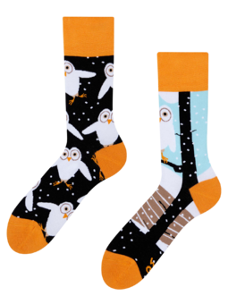 Živahne nogavice Sove
