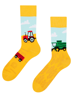Regular Socks Tractor