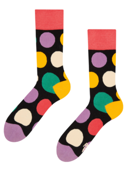 Regular Socks Big Dots