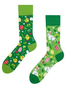Regular Socks Easter Bunny