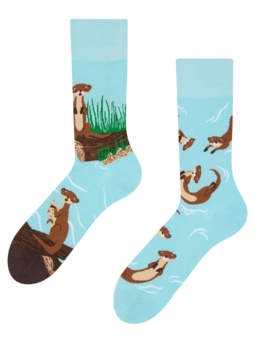 Vesele čarape – Vidre