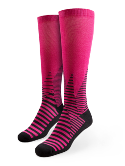 Running Compression Socks Mountains