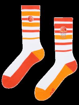 Весели спортни чорапи Баскетбол