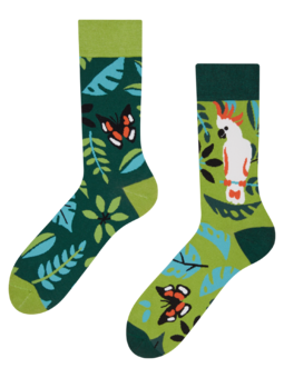 Regular Socks Jungle Birds