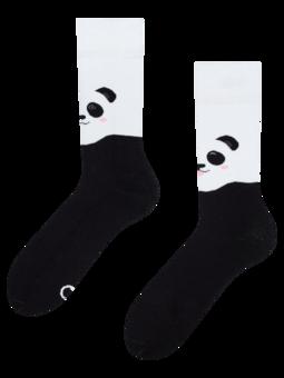 Calzini caldi Buonumore Panda felice