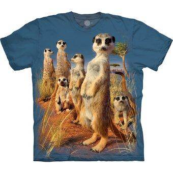 Tričko Pohled surikaty