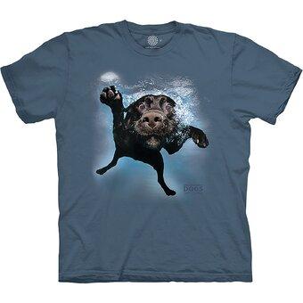 Koszulka Pływający pies