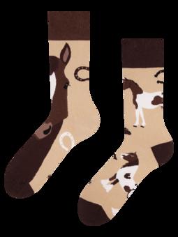 Regular Socks Horses