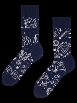 Vrolijke sokken Sterrenbeelden
