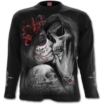 Long Sleeve with design Dead Kiss