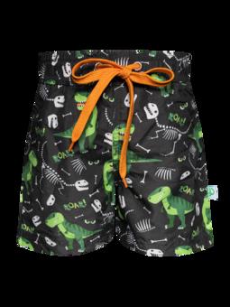 Boys' Swim Shorts Tyrannosaurus Rex