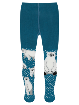 Kids' Tights Polar Bears