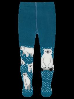 Collants rigolos pour enfants - Ours polaires