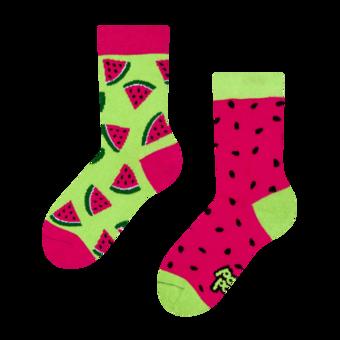 Kids' Socks Watermelon