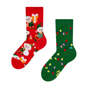 Kids' Socks Elves