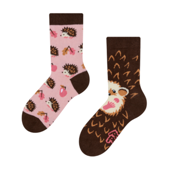 Kids' Socks Hedgehog