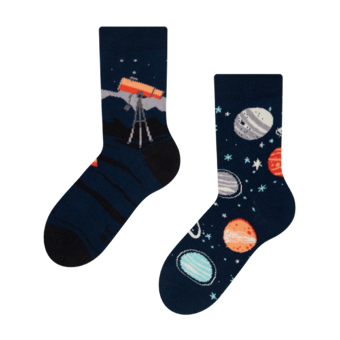 Kids' Socks Cosmos