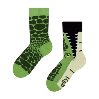 Kids' Socks Crocodile