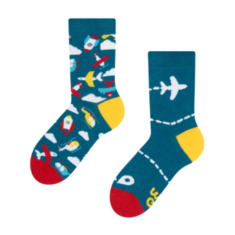 Kids'SocksPlanes