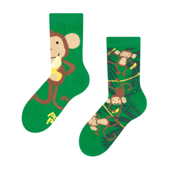 Kids' Socks Monkeys