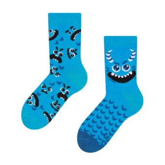 Kids' Socks Monster