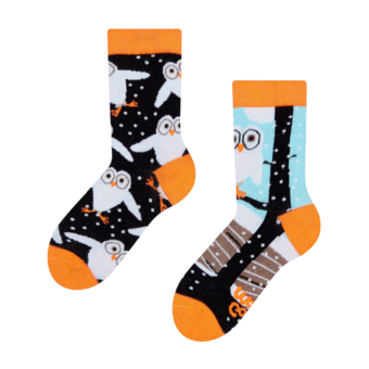Kids' Socks Owls