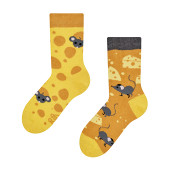 Kids' Socks Cheese