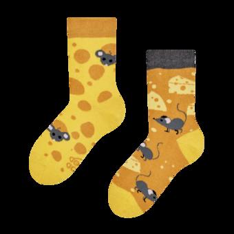 Kids'Socks Cheese