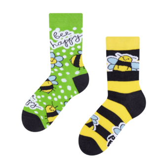 Kids' Socks Bees