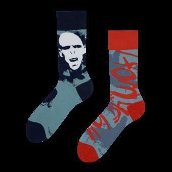 Vrolijke sokken Harry Potter ™ Voldemort