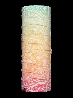 Veselý nákrčník Čakra Mandala