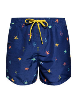 Men's Swim Shorts Starfish