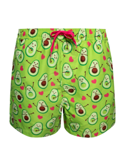 Men's Swim Shorts Avocado Love