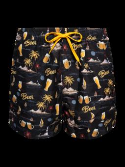 Men's Swim Shorts Beach Beer