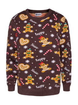 Christmas Sweater Gingerbread