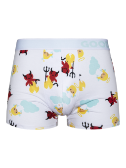 Men's Trunks Angel & Devil