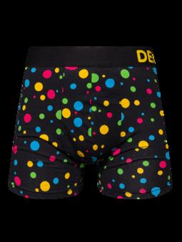Men's Trunks Neon Dots