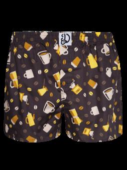 Men's Boxer Shorts Coffee Beans